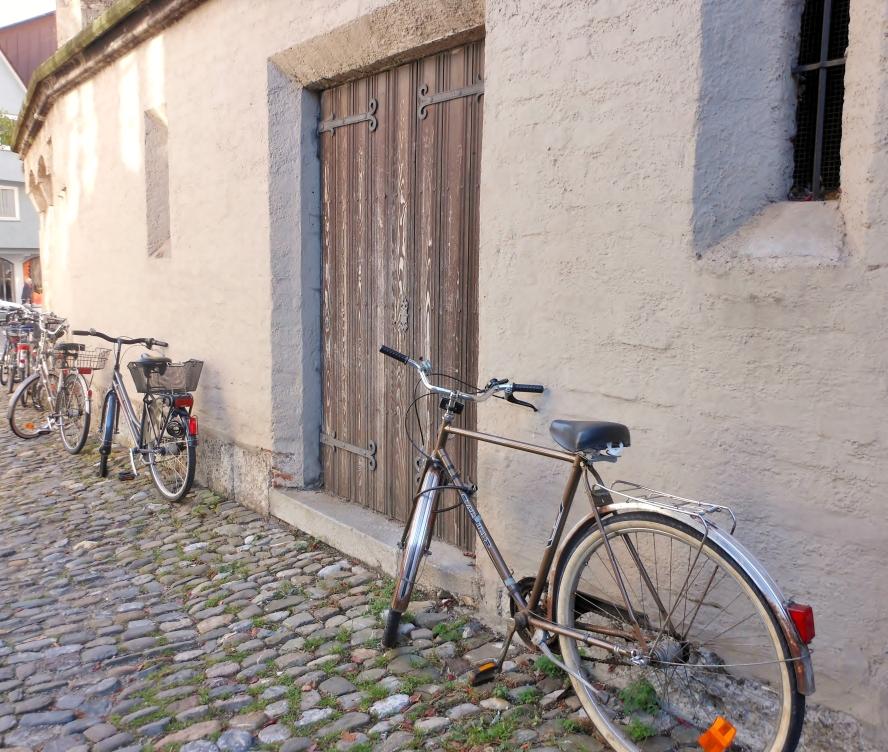 Memmingen's Old Town